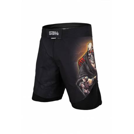 Fight Shorts Jet Mesh Bjj