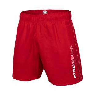 Swimming Shorts Bark Red