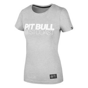 T-Shirt Women Seascape 18 Grey Melange