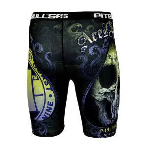 Pantalones cortos de compresión Ace Of Spades