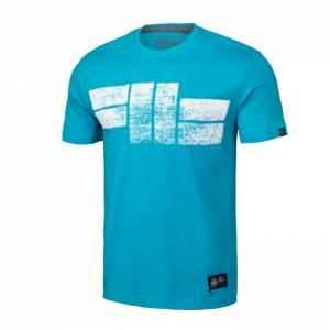 Camiseta Logo Clásico de Azul Surfista