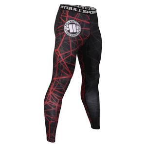 Pantalones Compresivos Rayo Rojo