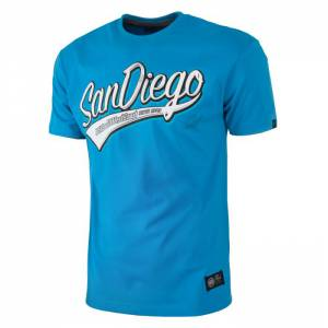 Camiseta de San DiegoAzul Real