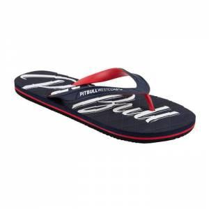 Flip Flop El Jefe D.Navy/Red