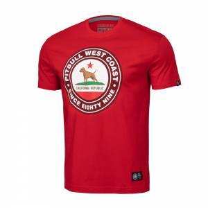 Camiseta Circaldog Rojo