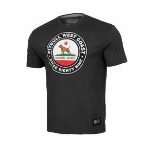 T-Shirt Circaldog Charcoal Melange