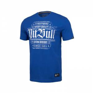 T-shirt San Diego IV Royal Blue