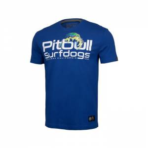 T-shirt Camino Royal Blue