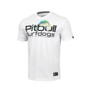 T-shirt Camino White
