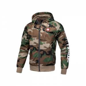 Spring Jacket Athletic Sleeve