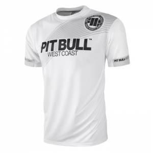 T-shirt Mesh Player One KSW White