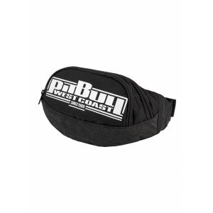 Waistbag Boxing Black White