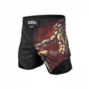 Fight Shorts Jet Mesh Muay Thai