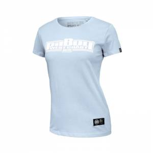 Women T-shirt Boxing Blue