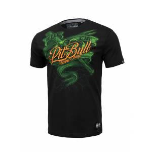 T-shirt Thug Life III Black