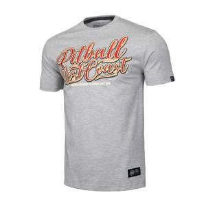 T-Shirt City of Dogs 2019 Grey Melange