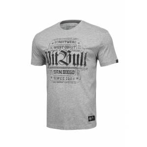 T-shirt San Diego IV Gris
