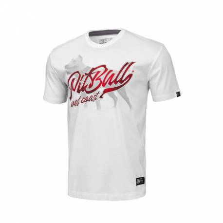 T-shirt Red Nose II White