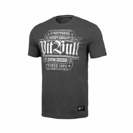 T-shirt San Diego IV Graphite