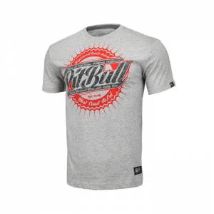 Camiseta Stamp 16 Grey