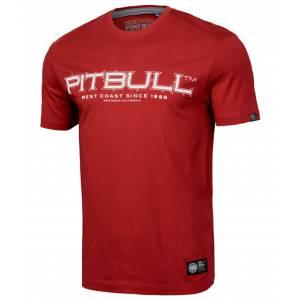 Camiseta Bedscript Rojo