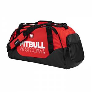 TNT Sports Bag Black/Red